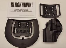 BlackHawk CQC Serpa fits S&W M&P Shield 9mm / .40  410563BK-L Left Handed