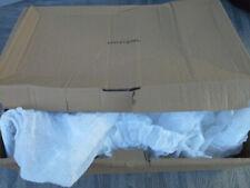 Hand made Linen Bed Skirt dust ruffle. Linen bedskirt.