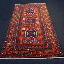Türkischer Orient Teppich 240 x 140 cm Yahyali Rot Alt Old Red Carpet Rug Tapis