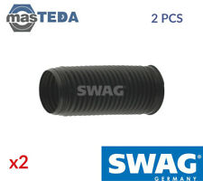 2x SWAG FRONT DUST COVER PROTECTIVE CAP PAIR 30 93 6006 G NEW OE REPLACEMENT