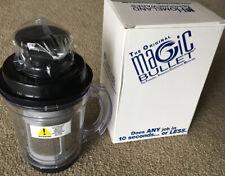 Magic Bullet  Model MB-BX161-02 Blender Juicer Converter Kit