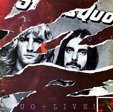Status Quo - Live - 2 x Vinyl LP 33T