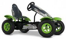 Berg X-Plore E-Bfr Kids 24V Electric Battery Pedal Car Go Kart Green 6+ Years