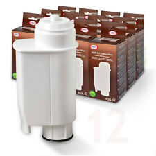 12 x INTENZA + Compatible, Water Filter for Saeco, Phillips Coffee Machine
