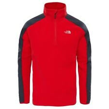 The North Face Glacier pile Uomo Rosso XL Sport 0190285574393