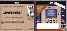 The New Groiler Electronic Encyclopedia - Commodore CDTV CD-ROM - Untested/As-Is