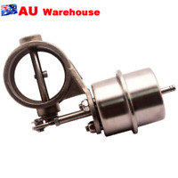 Negative Pressure Activated Exhaust Cutout 2'' Open Style Pressure: About 1BAR