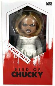 "Tiffany Doll Talking Seed Of Chucky Child's Play 15"" Mezco Mega Scale w/ Sound"