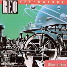 Wheels Are Turnin' by REO Speedwagon (CD, Feb-2008, Epic)