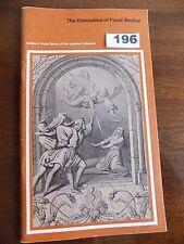 "LONDON COLISEUM, Sadlers Wells Opera, ""DAMNATION OF FAUST"" by Berlioz, 1969"