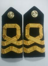 Sea Cadet Corps Lieutenant Gold Boards & buttons SCC RNVR NTC