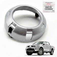 Fog Lamp Light Cover Trim Genuine Silver For Mitsubishi L200 Triton 2006 - 2009
