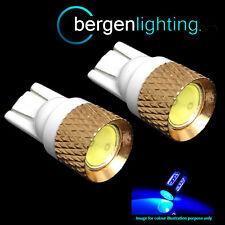 2 x W5W T10 501 Xenon blau hohe Energie LED SMD Standlicht Standlichtbirnen