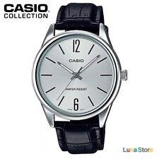 Reloj Analogico CASIO MTP-V005L-7B - Correa De Cuero - Casio Collection