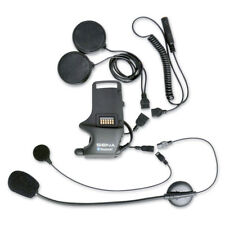 Sena Technologies SMH10 Helmet Clamp Kit for Speakers & Earbuds with Microphone,