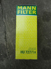 MANN Oil Filter HU727/1X for BENZ W203 W210 W140 W163 W463 VITO