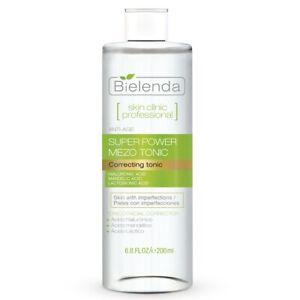 Bielenda Skin Clinic Professional Face Toner Mandelic Lactobionic Acid 200ml