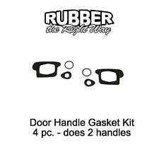 1963 - 1970 Cadillac Door Handle Gasket Kit - Does 2 Handles