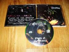 Griffin - Flight Of The Griffin CD rare  REGISTERED SHIPPING COST FREE