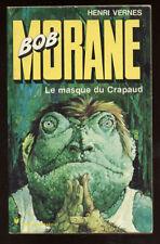 HENRI VERNES: BOB MORANE N°129. MARABOUT. Edition originale. 1978.