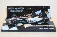 European Minardi Cosworth PS03 J. Wilson No.18 Formel 1 Saison 2003