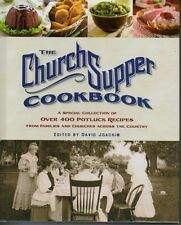 The Church Supper Cookbook with over 400 Potluck Recipes