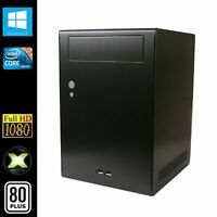 Sedatech Office Desktop PC Intel Dual Core i3 8GB RAM 1TB HDD SFF Windows 10