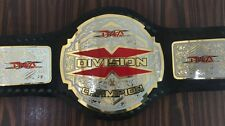 TNA X Division Championship replica belt adult