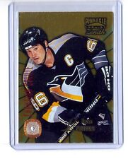 MARIO LEMIEUX PITTSBURGH PENGUINS 1996-1997 ZENITH SALUTE DIAMOND #5 OF 15