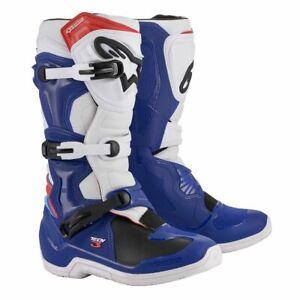 Alpinestars Mens 2020 Tech 3 Dirt Bike Boots MX ATV Motocross - Pick Size
