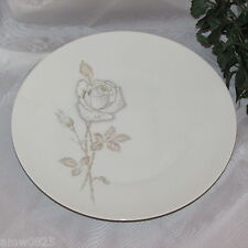 "ROSENTHAL CLASSIC ROSE VINTAGE DINNER PLATE 10 3/8"" GERMANY GOLD BROWN CHINA"