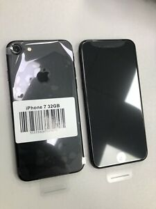 Apple iPhone 7 - 32GB - Matte Black (Unlocked) UK