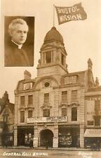 More details for bristol central hall methodist mission theatre cinema rp pc used hopworth photo