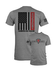 """BOWADX- """"AMERICAN MADE"""" archery and bowhunting T-Shirt (Hoyt, Mathews, Bowtech)"""