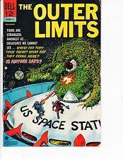 Outer Limits #16 (Fn 6.0) Nov-1968, Dell Comics