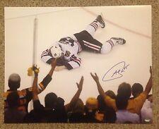 Andrew Shaw Autographed Signed 16x20 Photo Schwartz Sports COA