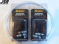 79-93 Mustang Cobra GT & V6 Russell Brake One Person Speed Bleeder Valve & Hose