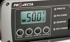 PROJECTA IC5000 50AMP 7 STAGE BATTERY CHARGER + REMOTE-New Stock