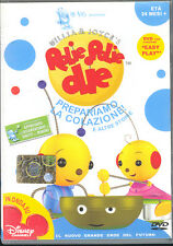 ROLIE POLIE OLIE - PREPARIAMO LA COLAZIONE - DVD (USATO OTTIMO)