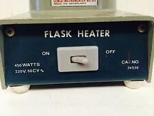 Cenco Instruments Flask Heater