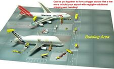 DRAGON WINGS HERPA 1:400 PLANE MODEL AIRPORT GSE TAXI GROUND FLOOR SHEET GSE_GX2