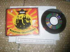 CD Pop Mana - Mariposa Traicionera (1 Song) Promo WARNER