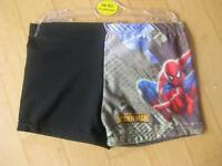 Spiderman Badehose Gr. 146/152 NEU