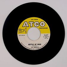 FIREBALLS: Bottle of Wine / Can't You See I'm Tryin' USA ATCO R&B 45