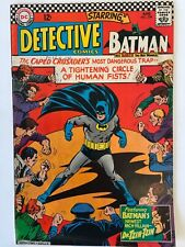 Detective Comics #354 (Aug 1966 Dc) 1st Dr Tzin-Tzin Infantino Art And Cover