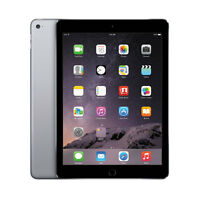 "Apple iPad Air 2 32GB ""Factory Unlocked"" WiFi Cellular iOS 2nd Generation Tablet"