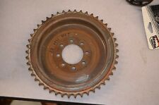 Triumph sprocket and brake drum combo 37-0951