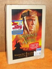 Lawrence of Arabia (DVD, 2001, 2-Disc Set Limited Edition) Anthony Quinn classic