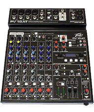 Peavey PA Mixer Pv10 at (auto-tune) PV10AT