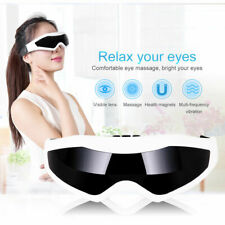 Electric Eye Care Massager Magnet Therapy Relax Vibration **UK FAST POST**